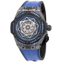 Hublot Big Bang Sang Bleu Ceramic United States of America, New York, New York