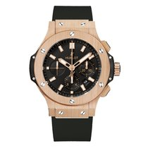 Hublot Rose gold 44mm Automatic 301.PX.1180.GR pre-owned