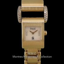 Piaget Yellow gold 17mm Quartz Protocole pre-owned