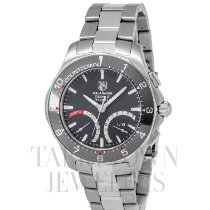 TAG Heuer CAF7111 Steel Aquaracer 300M 40.5mm new United States of America, New York, Hartsdale