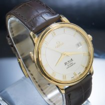 Omega Or rose 37mm Remontage automatique 4678.31.02 occasion