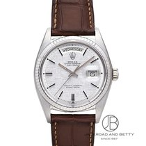 Rolex Day-Date 36 White gold 36mm