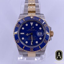 Rolex Submariner Date 116613LB 2009 pre-owned