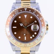Rolex GMT-Master II 16713 Good Gold/Steel 40mm Automatic