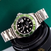 Rolex Submariner Date 40mm Svart