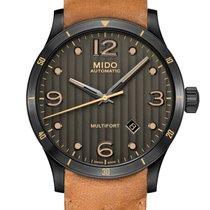 Mido Stal 42mm Automatyczny M025.407.36.061.10 nowość
