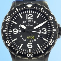 Sinn 856 / 857 Steel 43mm Black