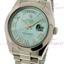 Rolex Day-Date II 218206 ibldrp pre-owned