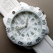 Luminox Plastic Quartz White Arabic numerals 44mm new Navy Seal Colormark