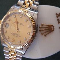 Rolex Datejust Diamonds