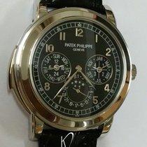 Patek Philippe Minute Repeater Perpetual Calendar 5074P-001 nou