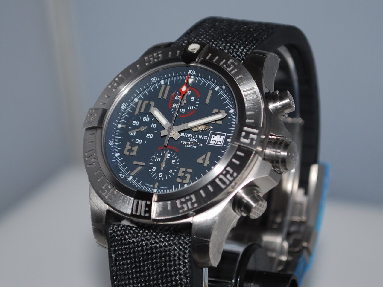 breitling avenger bandit for  5 645 for sale from a trusted seller on chrono24 seiko manual winding 9s64 seiko manual winding 9s64