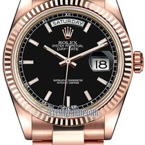 Rolex Rose gold 36mm Automatic Day-Date 36 new