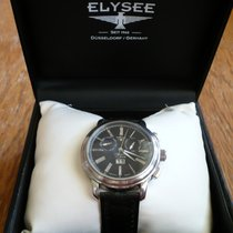 Elysee Steel 45mm Automatic pre-owned