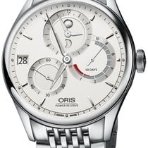 Oris Artelier Calibre 112 Steel 43mm Silver United States of America, New York, Airmont
