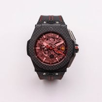 Hublot Carbon 45.5mm Automatic 401.QX.0123.VR pre-owned