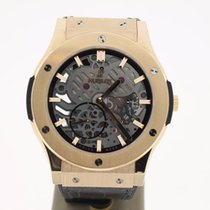Hublot Classic Fusion Ultra-Thin SKELETON RoseGold (B&P201...
