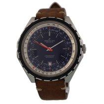Breitling Rare Breitling 188 Chronomat Lapis Blue Dial...