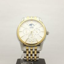 Oris Artelier Complication Stainless Steel Plated Gold 40MM