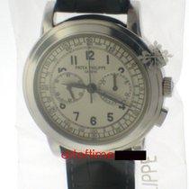 Patek Philippe 5070 G Chronograph 18K White Gold