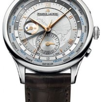 Maurice Lacroix Masterpiece Worldtimer Staal