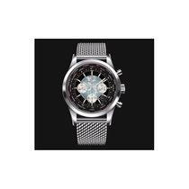 Breitling Transocean Chronograph Unitime AB0510U4|BB62|152A-Un...