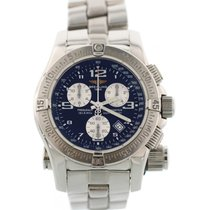 Breitling Emergency Mission Chronograph A73321 Full Set Box &...