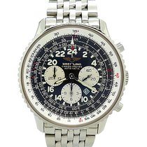 Breitling Navitimer A22322 Cosmonaute Flyback Automatic 41mm...