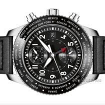 IWC Pilot Chronograph new 2018 Automatic Chronograph Watch with original box and original papers IW395001
