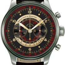 Zeno-Watch Basel Ατσάλι 47.5mm Αυτόματη 8561BH-f1-Puls καινούριο