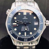 Omega Seamaster Diver 300 M Acier 36mm Bleu Sans chiffres Belgique, Antwerpen