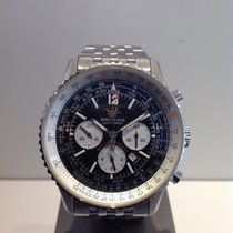 Breitling Navitimer 50th Anniversary Cosc ref. A41322 full set