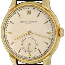 Vacheron Constantin Yellow gold 37mm Manual winding pre-owned