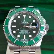 Rolex Submariner Date Ref. 116610 LV 2014 LC100 box&papers TOP