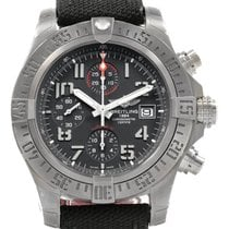 Breitling Avenger Bandit pre-owned 45mm Grey Date Rubber