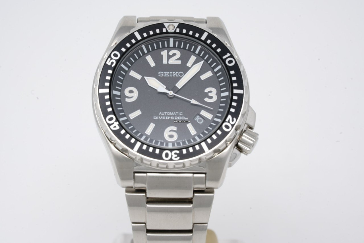 Seiko Diver Spork Srp043k2 For 1299 Sale From A Trusted Skx007k2 Automatic Divers 200m Black Dial Seller On Chrono24
