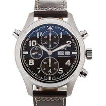 IWC Pilot' s Watch Double Chronograph Antoine de Saint Exupéry