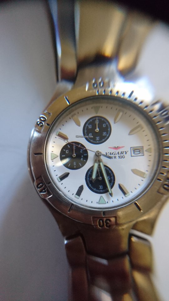Citizen Vargary Chronograph Vintage Panda Dial for Rs. 2 332b0a3d12