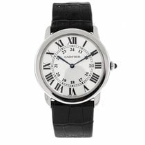 Cartier Ronde Solo de Cartier pre-owned 36mm Steel