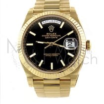Rolex Day-Date 40 new 40mm Yellow gold