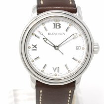 Blancpain Léman Ultra Slim Steel 38mm United States of America, California, Burlingame