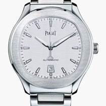 Piaget Polo S Steel 42mm Silver No numerals United States of America, New York, New York