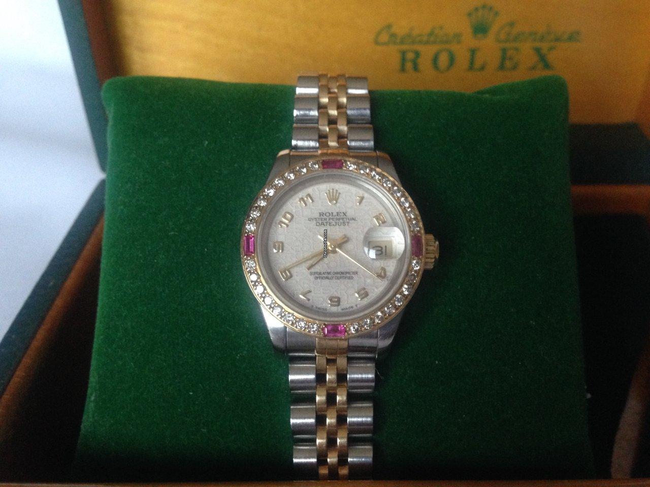 08923741b2740 Prix de montres Rolex femme | Acheter et comparer une montre de Rolex femme  sur Chrono24