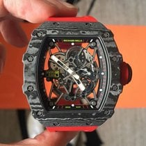 Richard Mille RM35-02 Carbonio 2017 RM 035 49.94mm nuovo