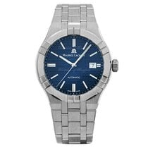 Maurice Lacroix Steel 42mm Automatic AI6008-SS002-430-1 new