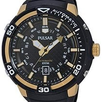 Pulsar Steel 50mm Automatic PU4050X1 new