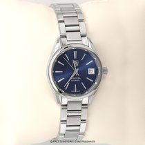 TAG Heuer Carrera Lady Steel 28mm Blue United States of America, New York, Airmont