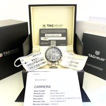 TAG Heuer Steel 41mm Automatic CV201AG.BA0725 new