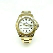 Rolex Yacht-Master Yellow gold 40mm White No numerals United States of America, California, Los Angeles