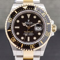 Rolex Sea-Dweller 43mm Black Arabic numerals United States of America, Massachusetts, Boston